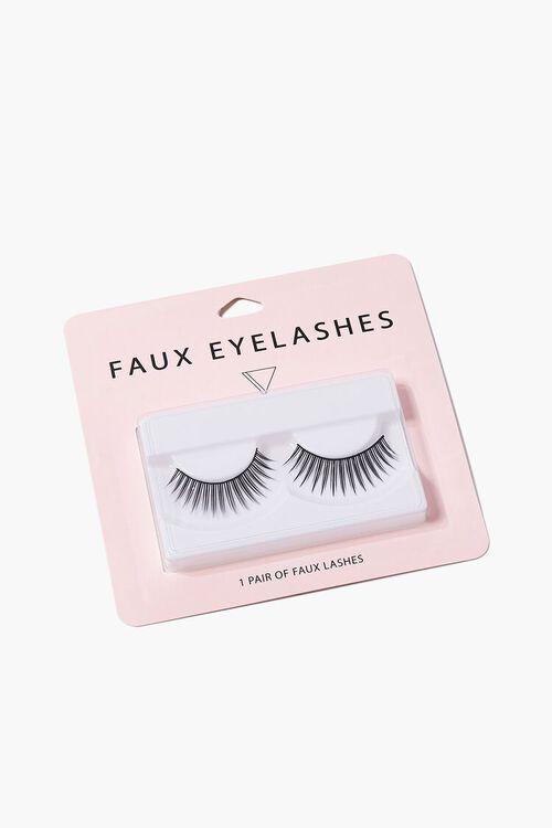 Long Faux Eyelashes, image 1