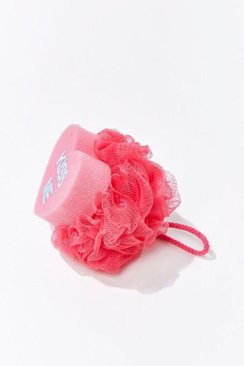 Kiss Me Heart Bath Sponge, image 4