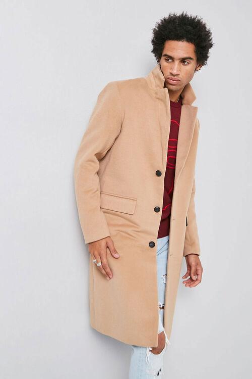 Notched Longline Coat, image 6
