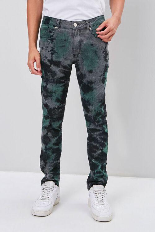 Cloud Wash Straight-Leg Jeans, image 2
