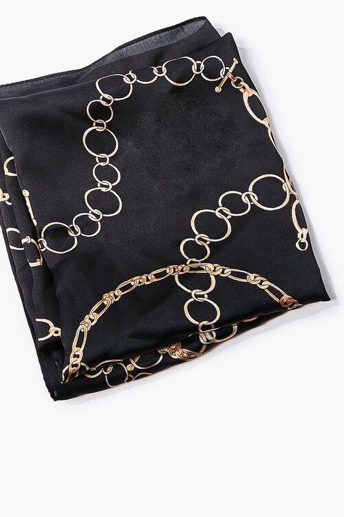 Chain Print Handkerchief Top, image 6