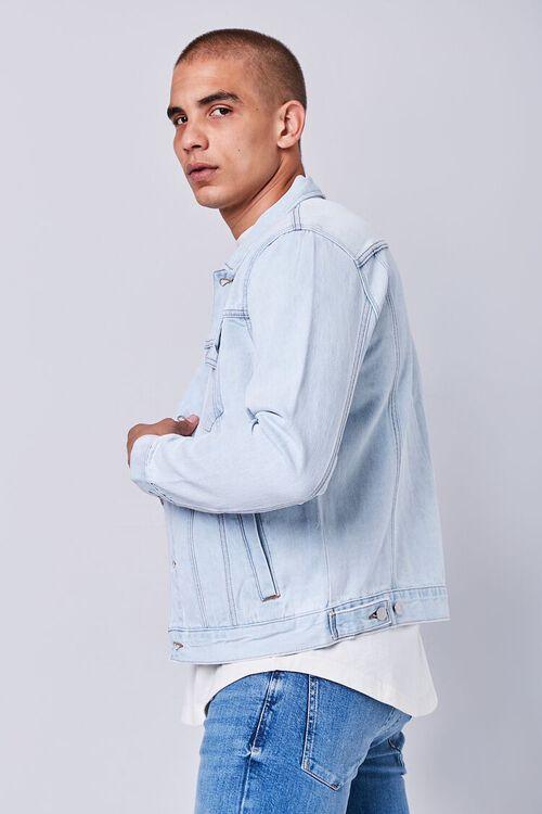 Button-Down Denim Jacket, image 3