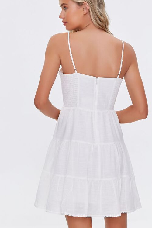 Tiered Cami Mini Dress, image 3