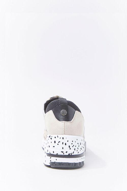 Patternblock Low-Top Sneakers, image 2