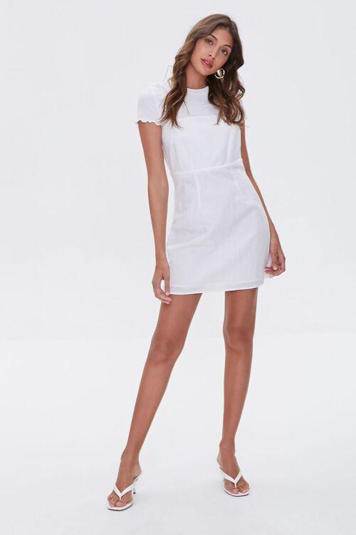 Linen-Blend Cami Dress, image 5