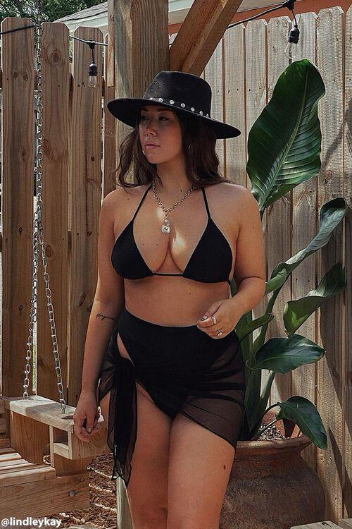 Triangle Bikini Top, image 1
