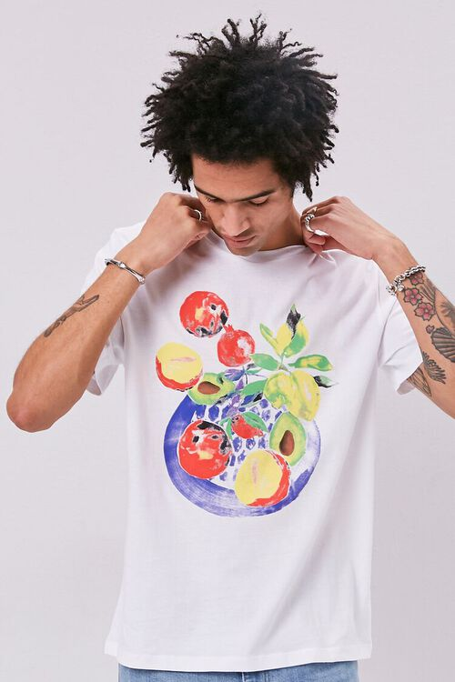 Organically Grown Cotton Graphic Tee, image 1