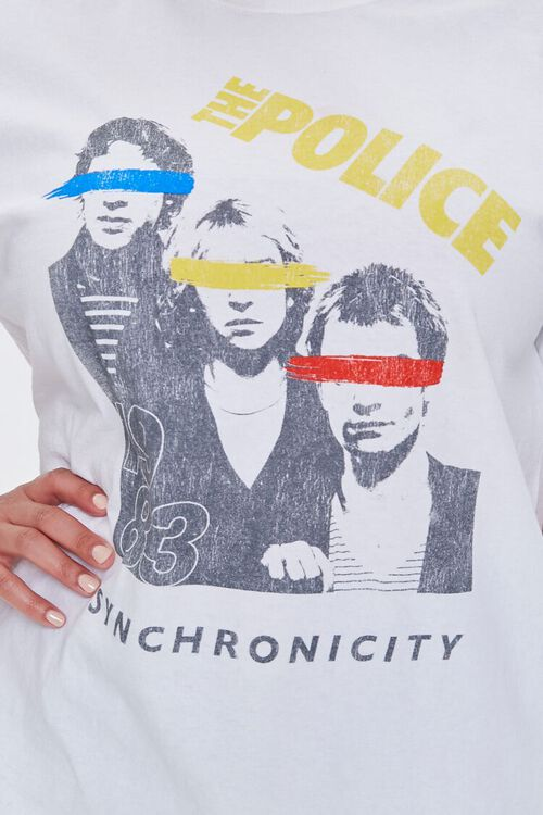 Plus Size The Police Graphic Tee, image 5