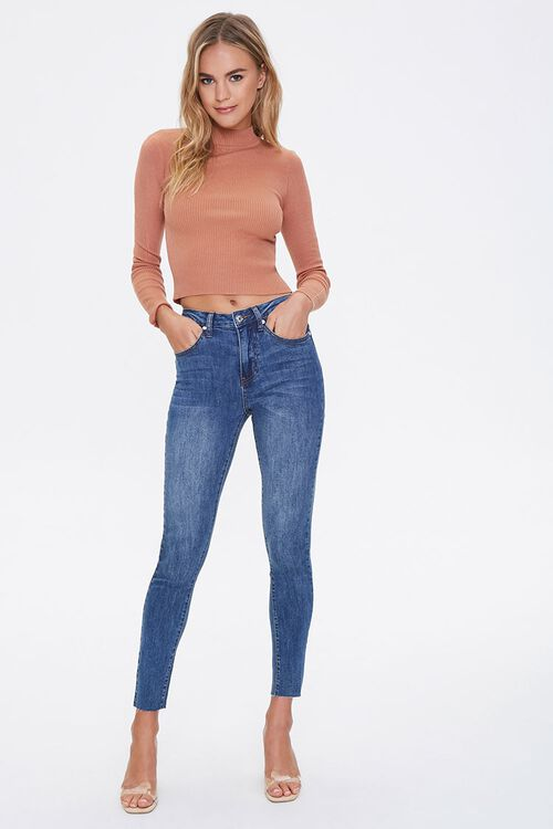 High-Rise Mom Jeans, image 1