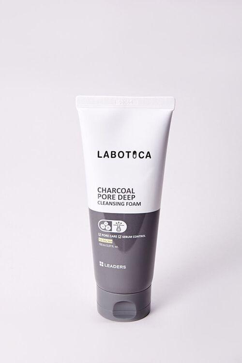 Labotica Charcoal Pore Deep Cleansing Foam, image 1