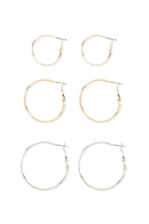 Hoop Earring Set, image 1