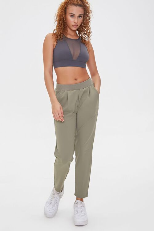 Active Tapered Ankle Pants, image 1