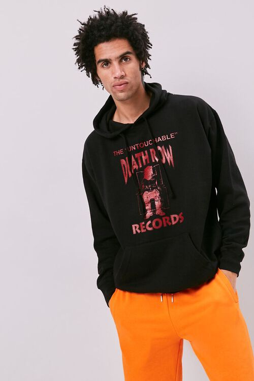 Death Row Records Graphic Hoodie, image 1