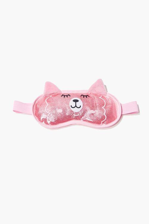 Lamb Graphic Jelly Eye Mask, image 1