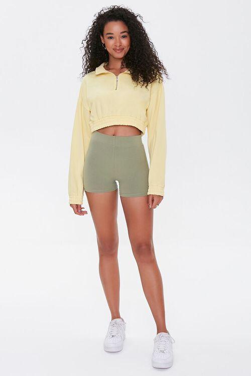 Basic Organically Grown Cotton Hot Shorts, image 5
