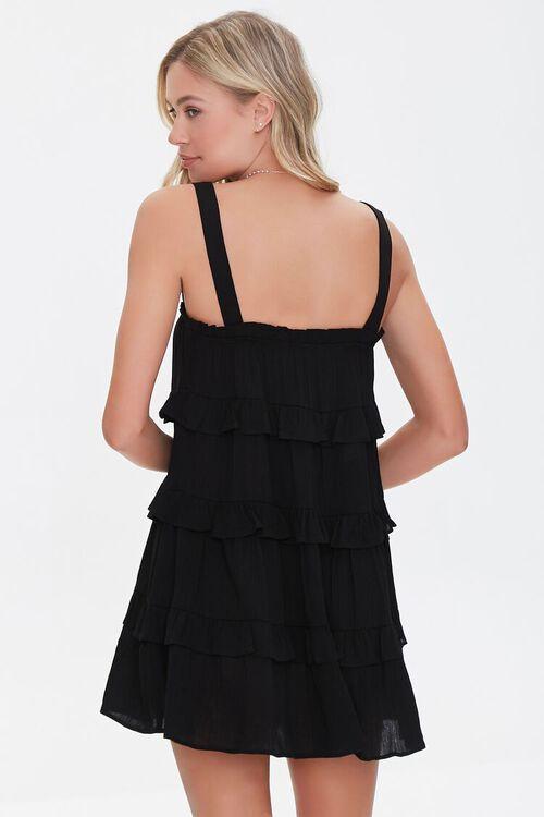 Tiered Ruffle Mini Dress, image 3