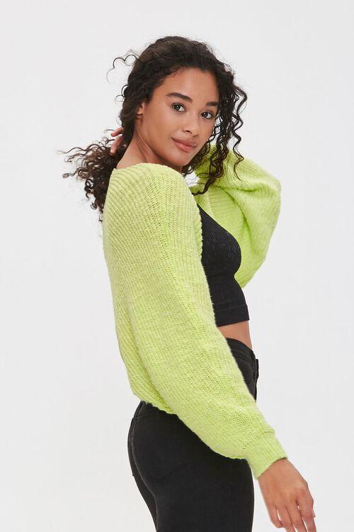 Batwing Cardigan Sweater, image 2