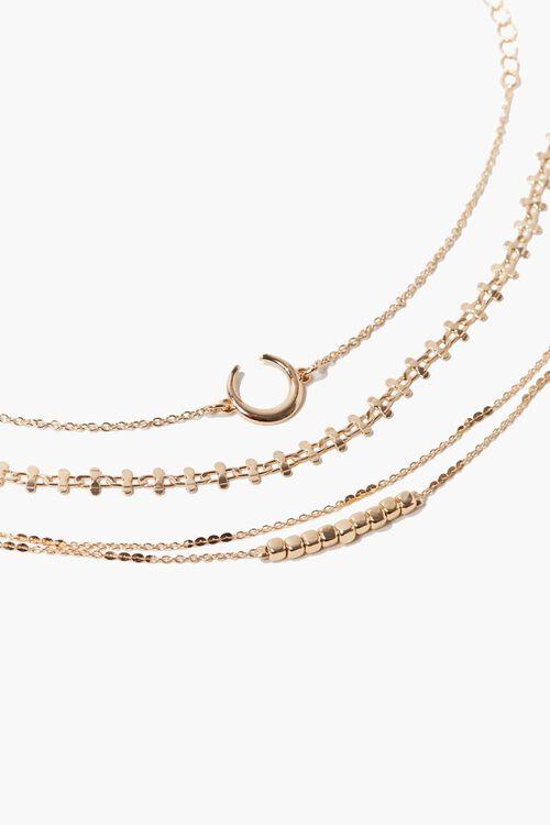 Beaded Chain Bracelet Set, image 1