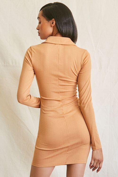 Bodycon Shirt Dress, image 3
