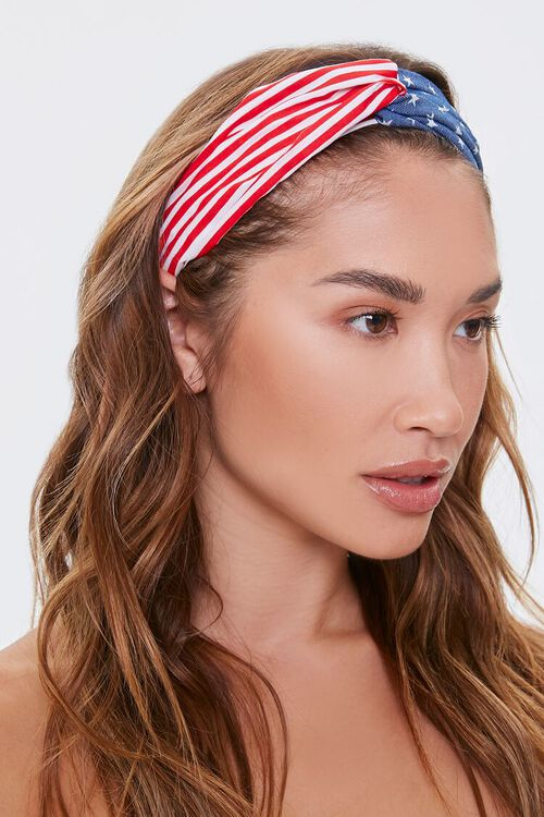 Stars & Stripes Headwrap, image 3