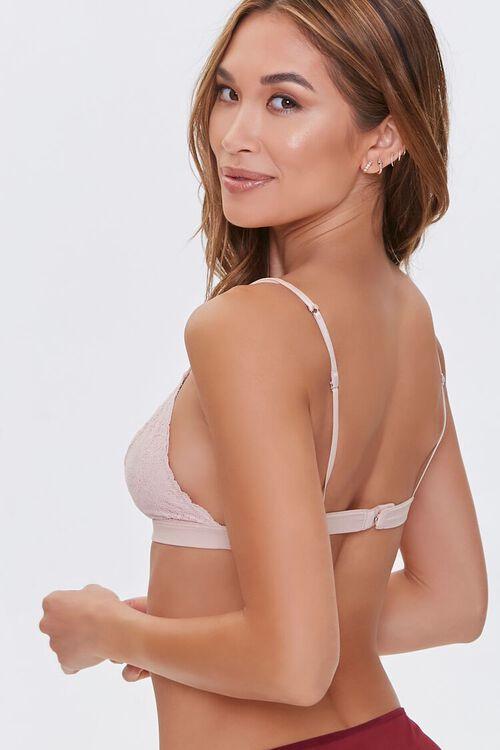 Lace Dual-Strap Bralette, image 3
