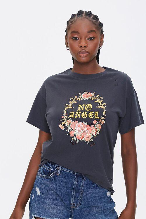 No Angel Graphic Tee, image 1