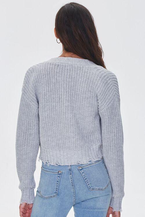 Sharkbite Cardigan Sweater, image 3