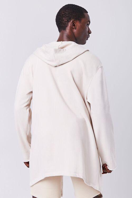 Longline Hooded Cardigan, image 3