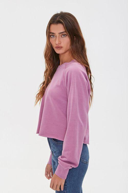 Boxy Raglan Sweatshirt, image 2