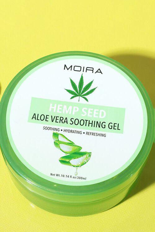 Hemp Seed Aloe Vera Soothing Gel, image 3