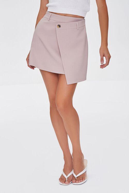 Overlay Mini Skirt, image 2
