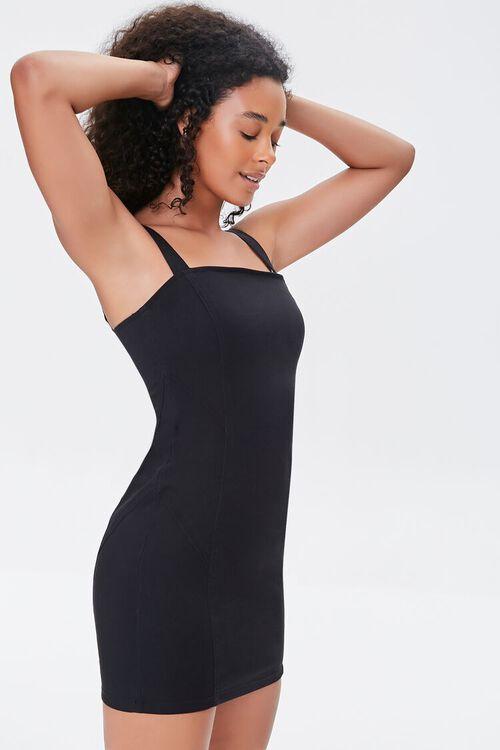 Bodycon O-Ring Mini Dress, image 2