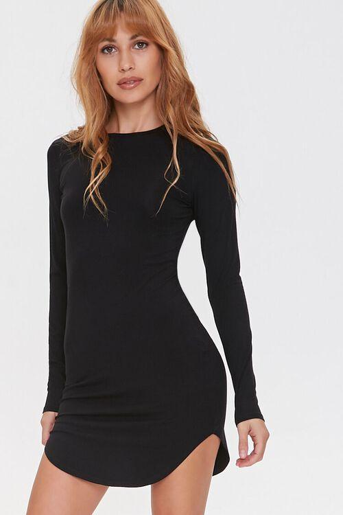 Mini T-Shirt Dress, image 1