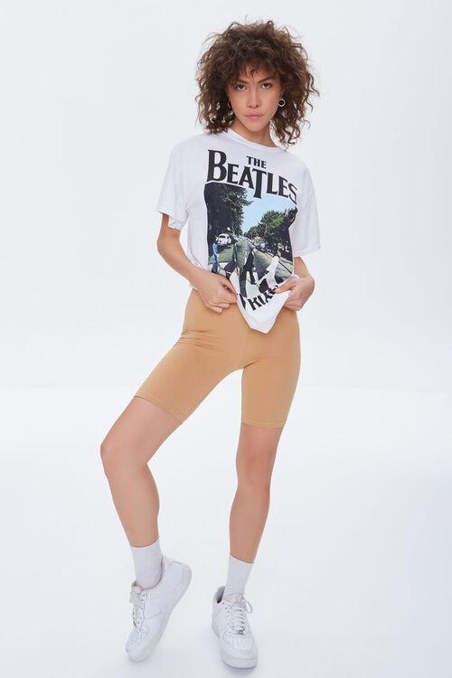 CAMEL Basic Organically Grown Cotton Biker Shorts, image 5