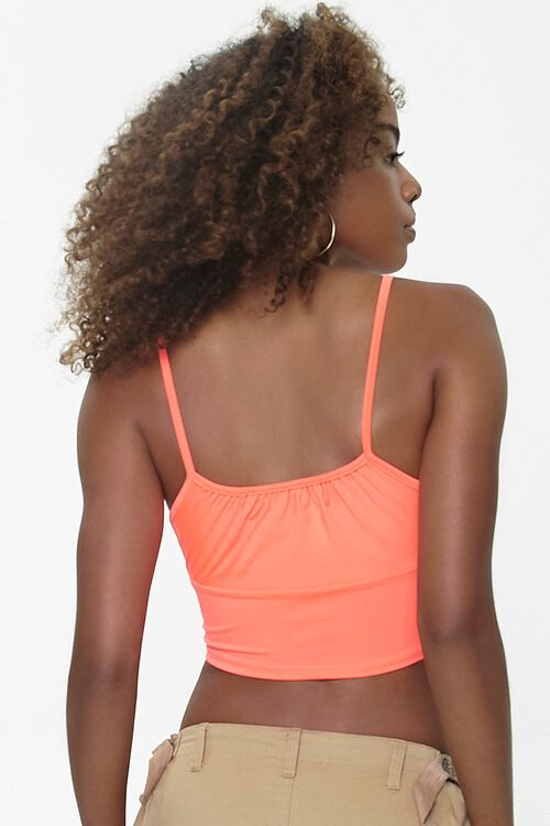 Self-Tie Cropped Cami, image 3