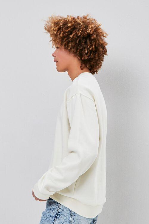 Next Year Embroidered Graphic Sweatshirt, image 3