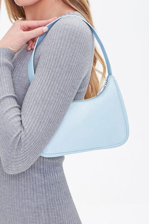 Zip-Top Shoulder Bag, image 1