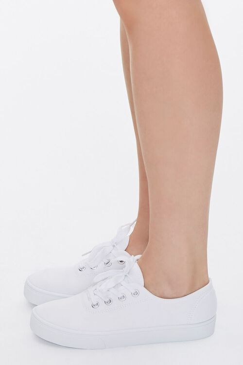 Canvas Low-Top Sneakers, image 2