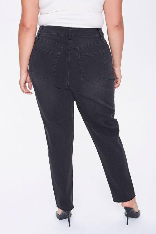 Plus Size Signature High-Rise Mom Jeans, image 3