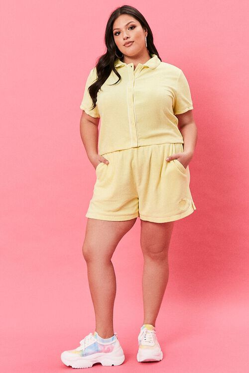 Plus Size Juicy Couture Polo Shirt, image 4