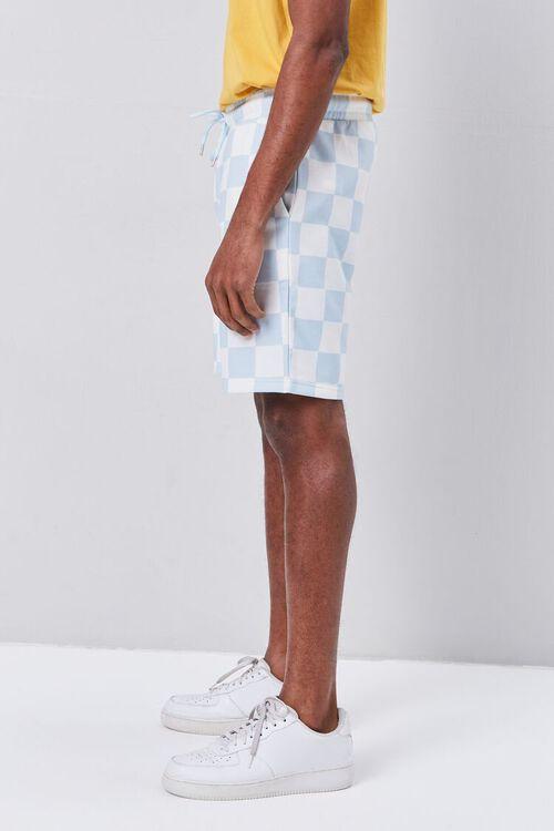 Checkered Drawstring Shorts, image 3