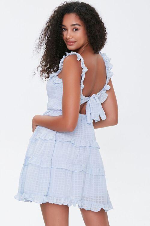 Ruffled Tiered Cutout Dress, image 3