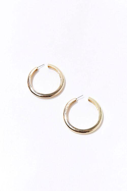 Upcycled Hoop Earrings, image 3