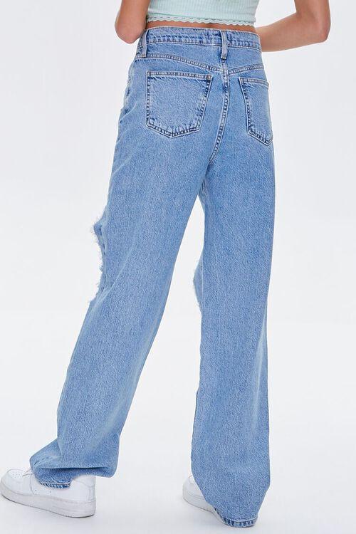 Premium Destroyed 90s Jeans, image 4