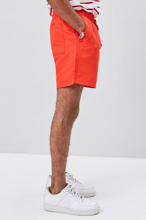Drawstring Swim Trunks, image 3