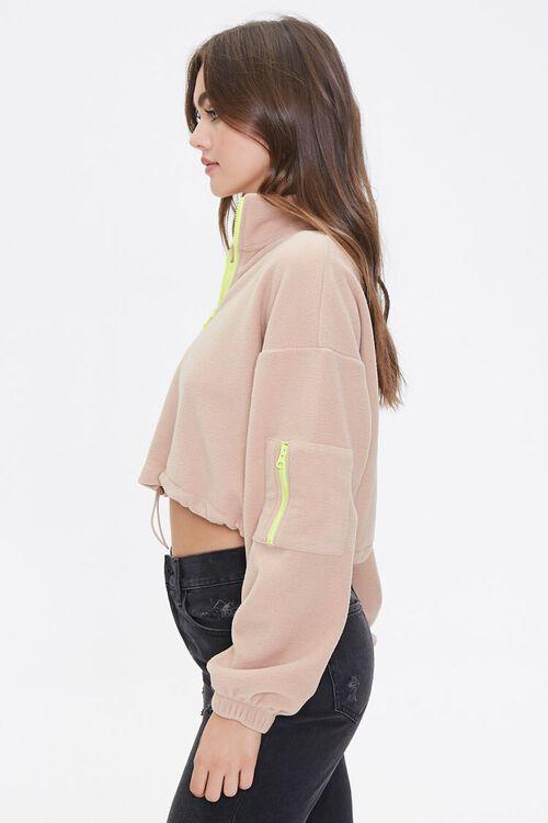 Active Fleece Half-Zip Pullover, image 2