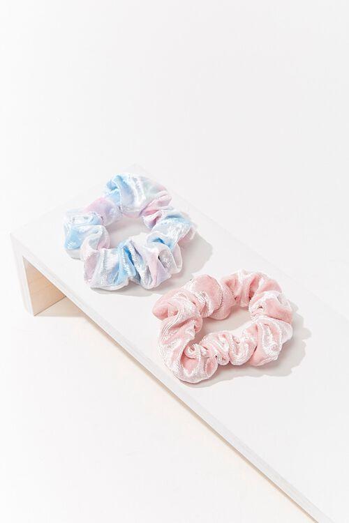 Velvet Hair Scrunchies, image 1