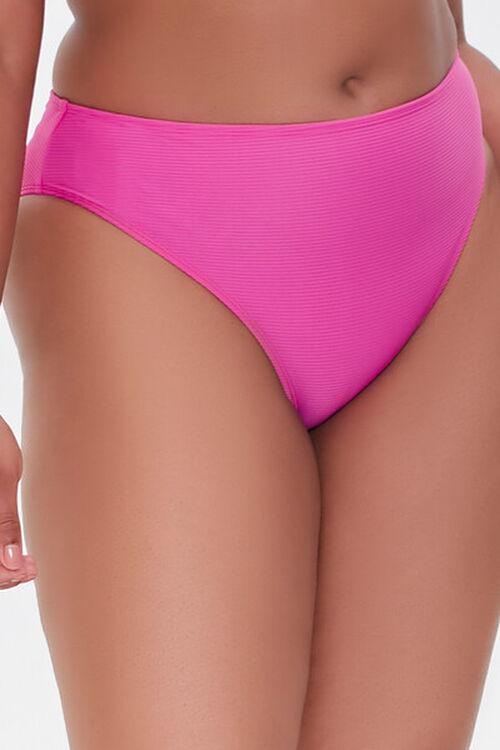 Plus Size Cheeky Bikini Bottoms, image 2