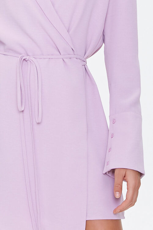 Mini Wrap Dress, image 5