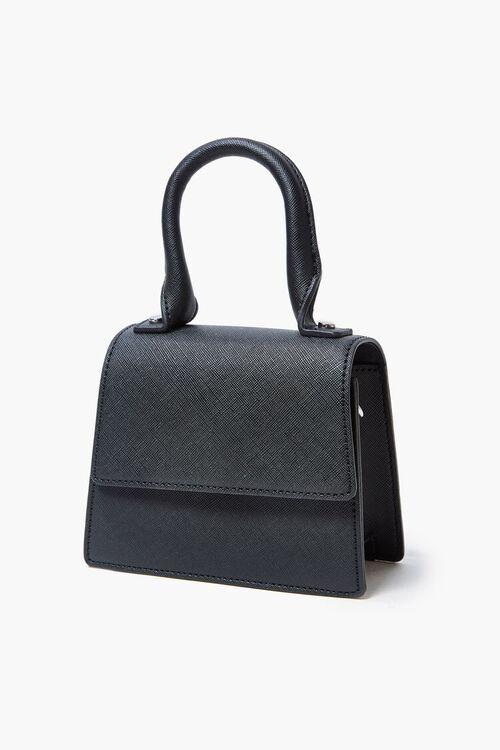 Flap-Top Crossbody Bag, image 1